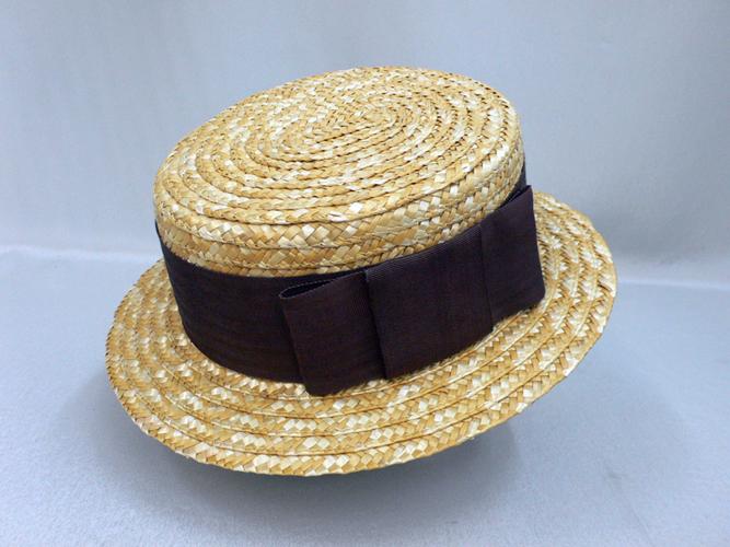 Шляпа канотье своими руками